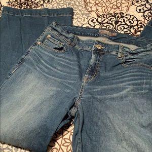 Wide Leg Torrid Jeans 14R